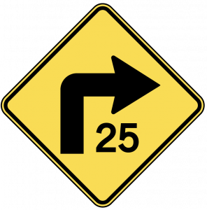 turn speed limit