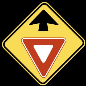 yield ahead