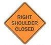 shoulder closed