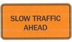 Slow Traffic