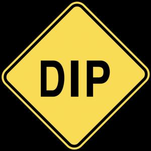letrero de inmersión