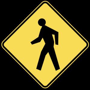 cruce de peatones